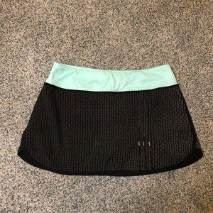 Lululemon Reflective Run Skirt